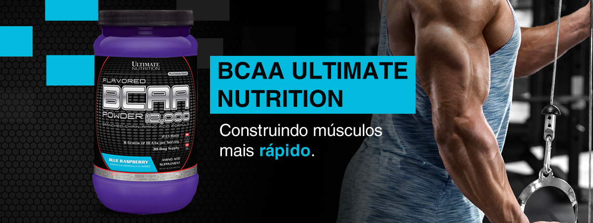 BCAA Ultimate Nutrition 2.1