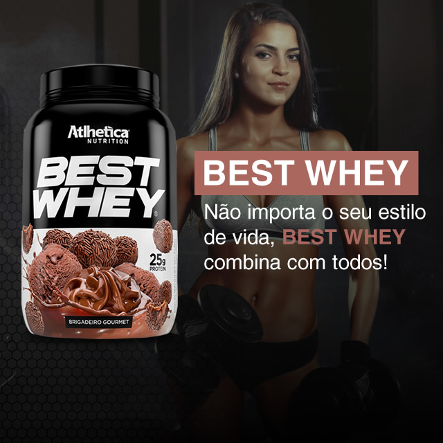 best whey Atlhetica