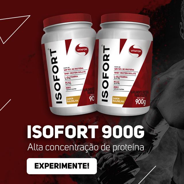 ISOFORT 900g