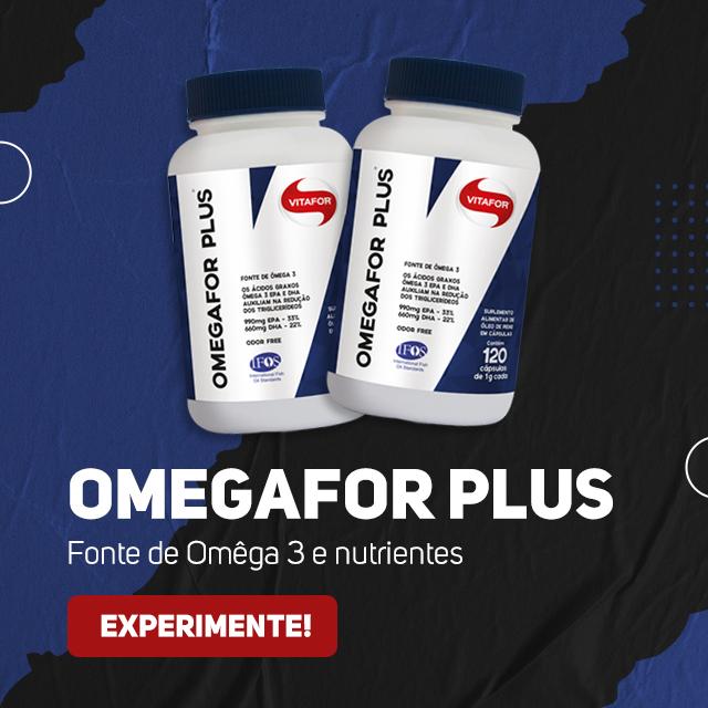 Omegafor plus
